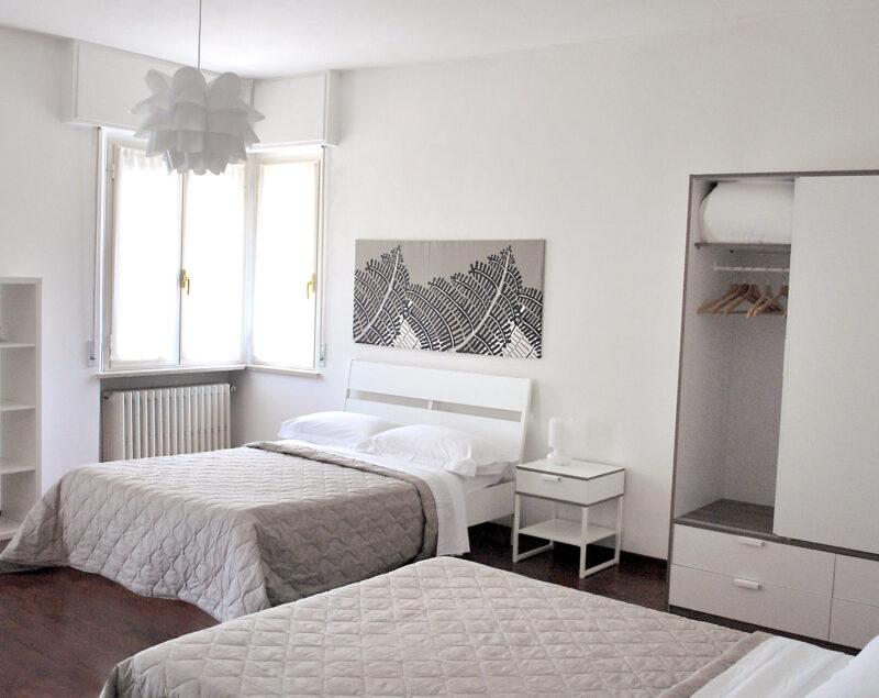 Camera doppia (2 letti matrimoniali), tripla, quadrupla
