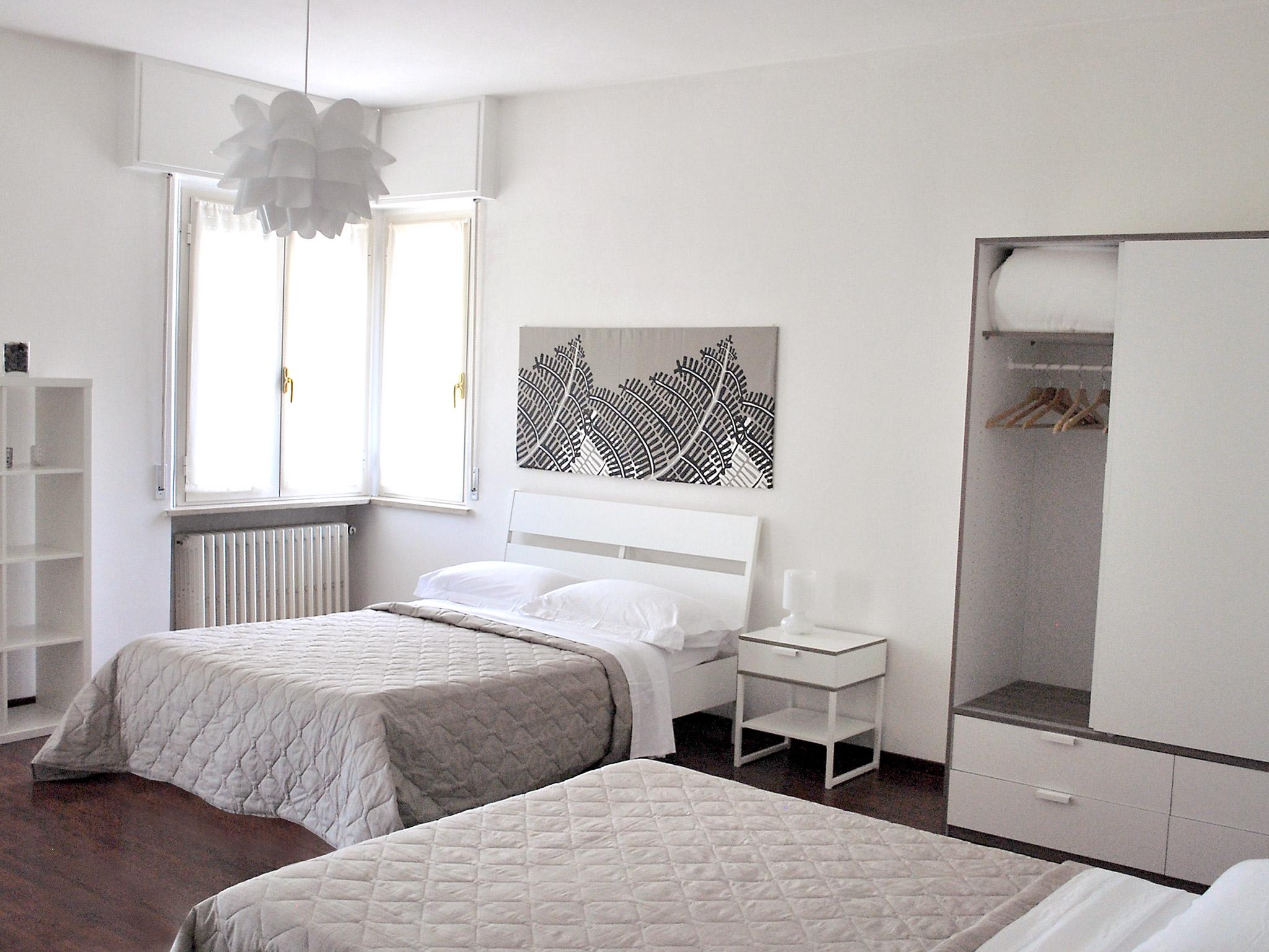 BB Villa Paradiso Urbino - Camera doppia (2 letti matrimoniali), tripla, quadrupla